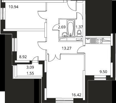 Микрорайон Квартал 29 (Новостройка на Стрелковой)
